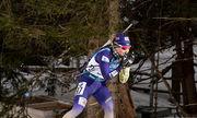 ФОТО. Вита Семеренко провела первую тренировку на снегу