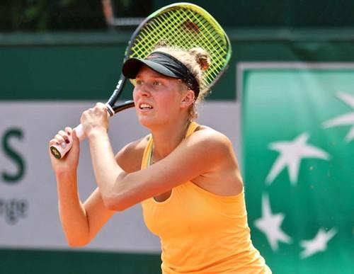 Виктория Дема выиграла турнир ITF в Шарм-эш-Шейхе