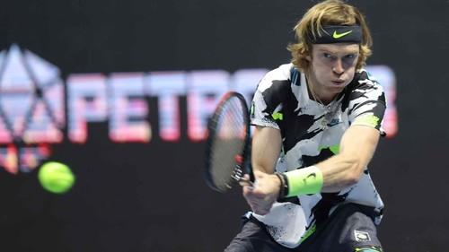 Рублев, Зверев и Дьере выиграли турниры ATP