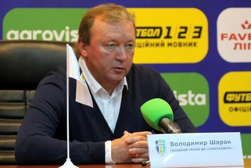 Владимир ШАРАН: «Мы выигрывали 4:0, но случилось удаление Лучкевича»