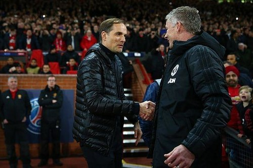 Где смотреть онлайн матч Лиги чемпионов ПСЖ – Манчестер Юнайтед