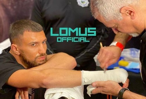 Катмен Ломаченко: «Я всегда с тобой, брат. Ты вернешься»