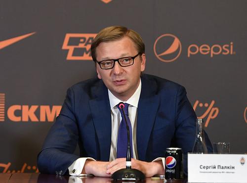 Сергей ПАЛКИН: «С Реалом нужно сыграть так, чтобы не было стыдно»