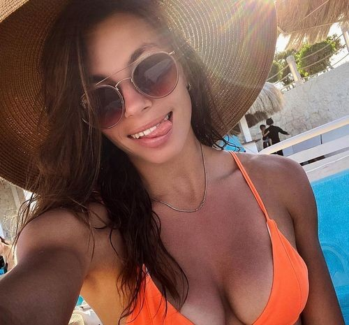 ФОТО. Марина Бех-Романчук похвалилася спортивною фігурою