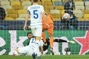WhoScored: Сидорчук назван лучшим игроком Динамо в матче против Ювентуса