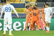 Динамо уступило Юве, футбол ждет революция, Кременчуг вырвал титул УХЛ