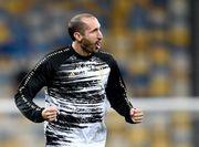 Джорджо КЬЕЛЛИНИ: «Отличное начало пути в Лиге чемпионов»