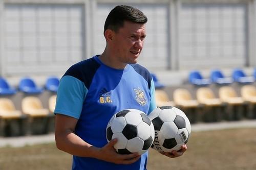 Віталій САМОЙЛОВ: «Хочеться вірити, що у Динамо не буде мандражу»