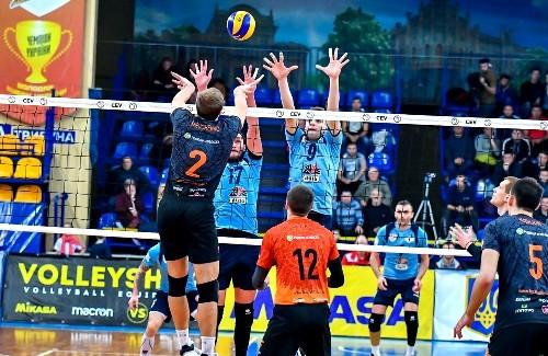 Матч за Суперкубок Украины среди мужчин перенесен на более поздний срок