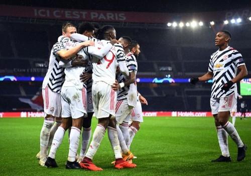ПСЖ – Манчестер Юнайтед – 1:2. Видео голов и обзор матча