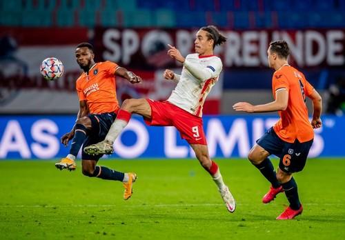 РБ Лейпциг — Истанбул Башакшехир — 2:0. Видео голов и обзор матча