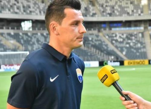 Рустам ХУДЖАМОВ: «После 0:1 Динамо уже некуда было отступать»