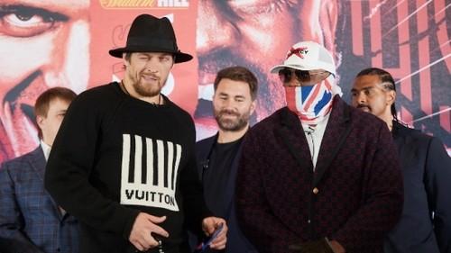 Дерек ЧИСОРА: «Усику, как и Ломаченко, очень нужны зрители во время боя»