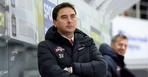 Сборная Украины по хоккею осталась без главного тренера