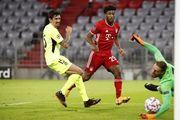 Бавария разгромила мадридский Атлетико, забив четыре безответных гола