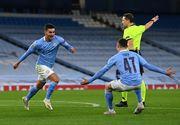 Группа C. Волевая победа Ман Сити, победный гол Олимпиакоса на 90+1-й