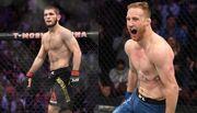 UFC: Хабіб Нурмагомедов – Джастін Гейджі. Дивитися онлайн. LIVE трансляція