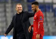 Ханс-Дитер ФЛИК: «Мы сыграли по-настоящему здорово»