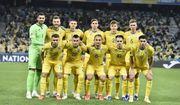 Рейтинг ФИФА: сборная Украины поднялась на 1 позицию