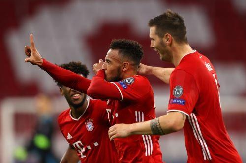 Бавария – Атлетико – 4:0. Видео голов и обзор матча