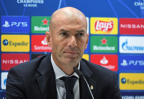 ЗИДАН: «Ответственность беру на себя. До игры с Барселоной есть пару дней»