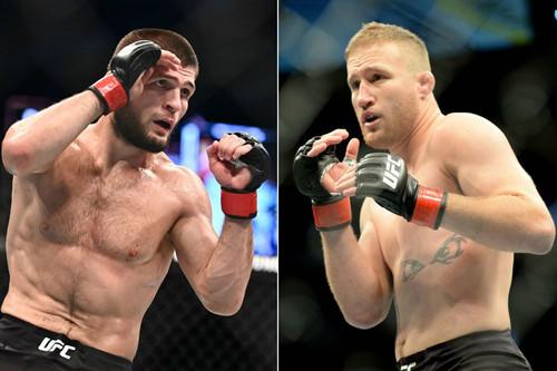 Где смотреть онлайн турнир UFC 254: Хабиб Нурмагомедов – Джастин Гейджи