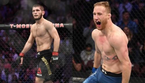 UFC: Хабиб Нурмагомедов – Джастин Гейджи. Смотреть онлайн. LIVE трансляция