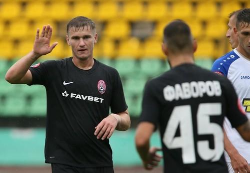 Игорь ШУХОВЦЕВ: «Заря – одна из сильнейших команд в Восточной Европе»