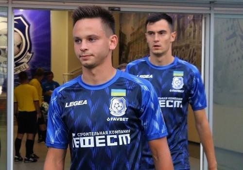 ВПК-Агро – Чорноморець – 0:2. Відео голів та огляд матчу