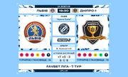 Де дивитися онлайн матч чемпіонату України Львів – Дніпро-1