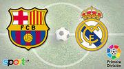 Де дивитися онлайн матч чемпіонату Іспанії Барселона — Реал Мадрид