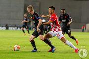 Хапоэль Б-Ш – Славия Прага – 3:1. Видео голов и обзор матча