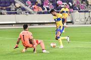 Маккаби Т-А – Карабах – 1:0. Видео гола и обзор матча