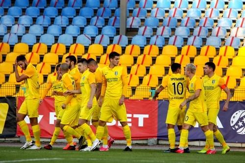 Два футболиста Александрии точно не сыграют против Динамо