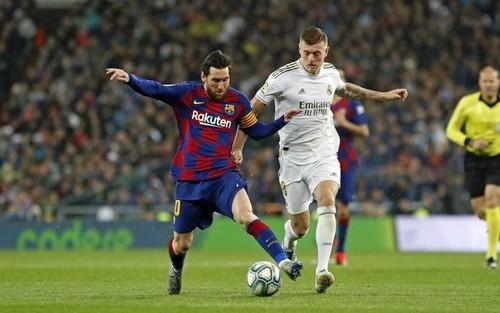 Барселона – Реал – 1:3. Текстовая трансляция матча