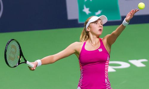 Надежда Киченок завершила борьбу на соревнованиях в Остраве