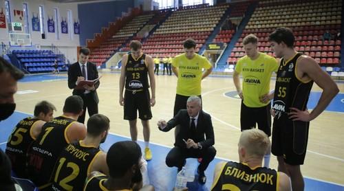 Киев-Баскет набрал 116 очков, Запорожье и Днепр тоже идут без поражений