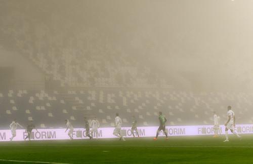 ФОТО. У повному тумані! Сассуоло і Торіно влаштували трилер