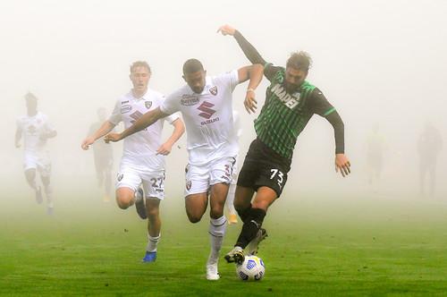 Сассуоло – Торіно – 3:3. Футбол у тумані. Відео голів та огляд матчу