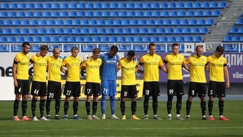 Перед матчем с Динамо игроки Александрии вылечились от коронавируса