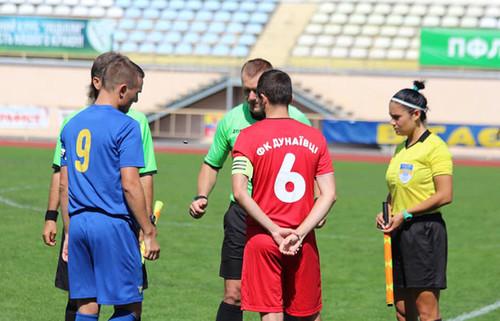 Оболонь-2 – Эпицентр Дунаевцы – 0:3. Видео голов и обзор матча