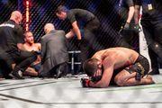 Хабиб расплакался после боя с Гейджи и объявил об уходе из UFC