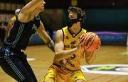 Киев-Баскет удерживает победу над Днепром в центральном матче Суперлиги