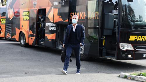 Луиш КАШТРУ: «Последние 15 минут был хаос. Игроки Шахтера потеряли голову»