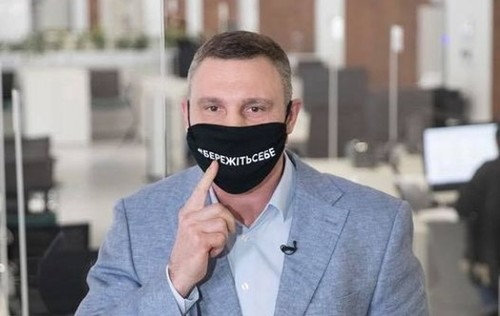 Виталий Кличко заболел коронавирусом. Чувствует себя нормально