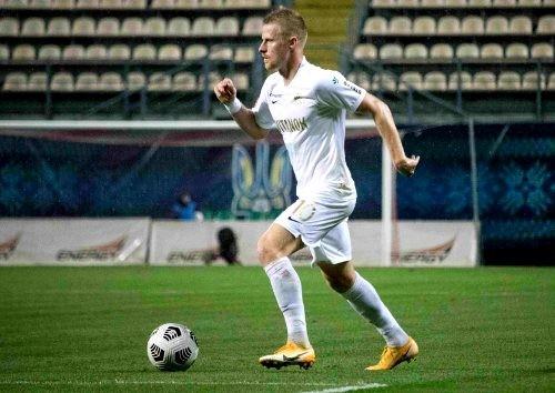 Где смотреть онлайн матч чемпионата Украины Колос - Минай