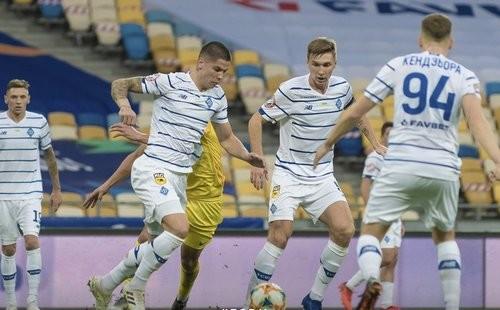 Оценки матча Динамо – Александрия. Панькив и Попов стали лучшими игроками