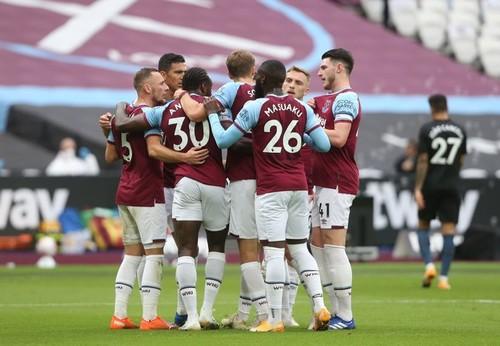 Вест Хэм - Манчестер Сити - 1:1. Видео голов и обзор матча