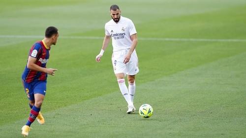 Барселона - Реал Мадрид - 1:3. Видео голов и обзор матча