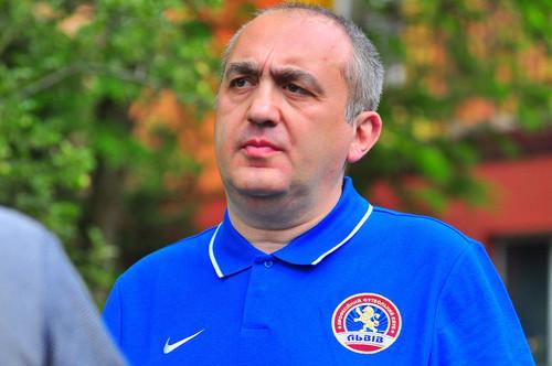 ОФІЦІЙНО. Цецадзе подав у відставку з поста наставника Львова